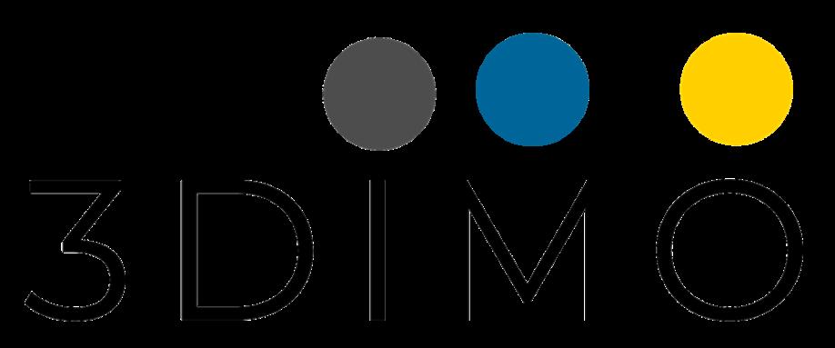 3DIMO company logo